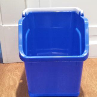 "6 Gallon ""Multi"" Recycling Bin - BLANK (no logo)"